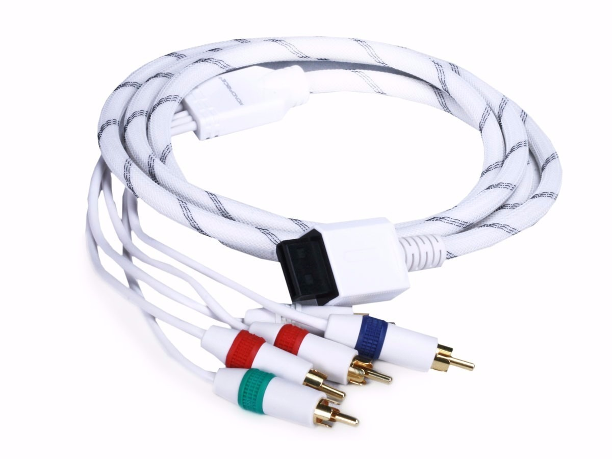 cable av wii