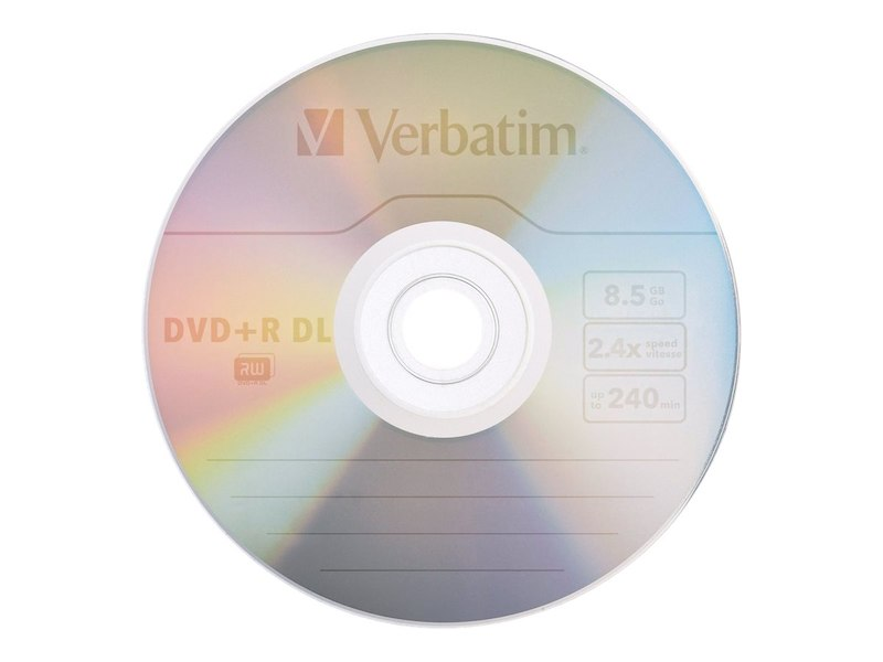 dvd virgem