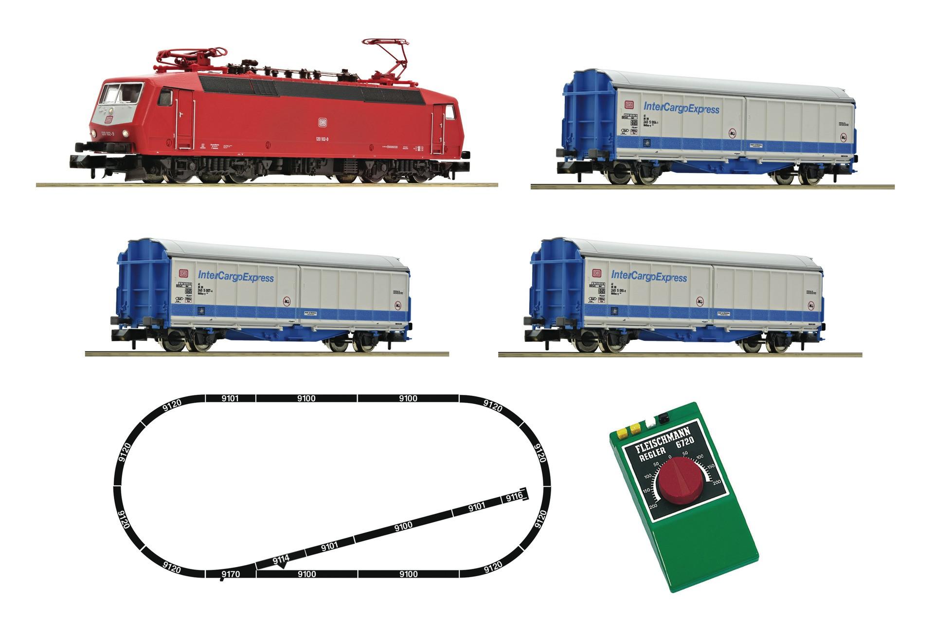 kit maqueta escala h0