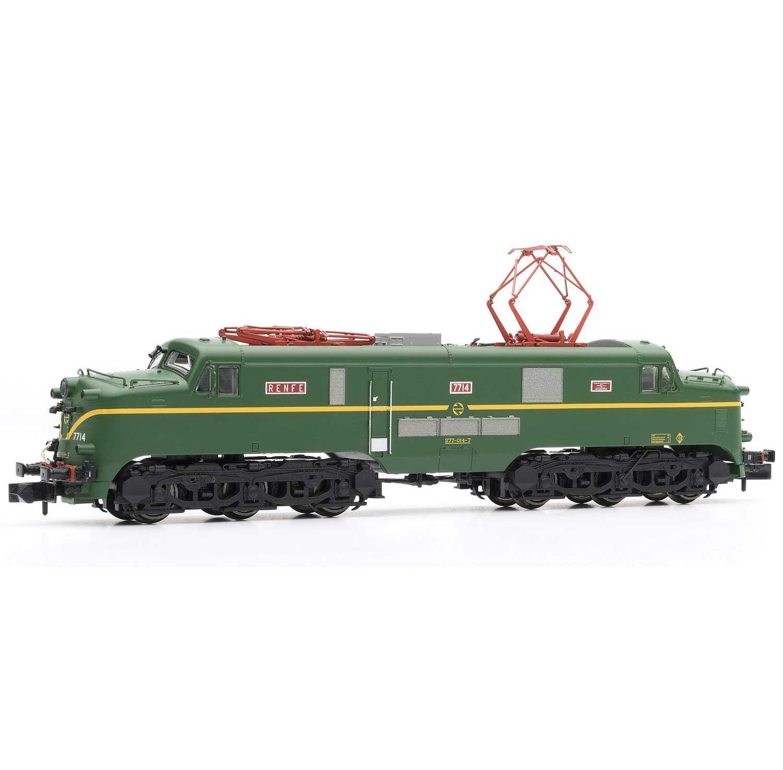 locomotiva escala h0