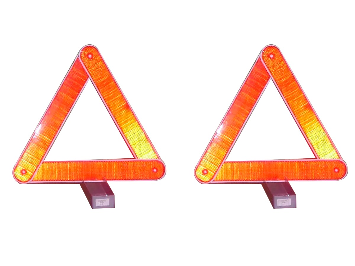 triangulo emergência