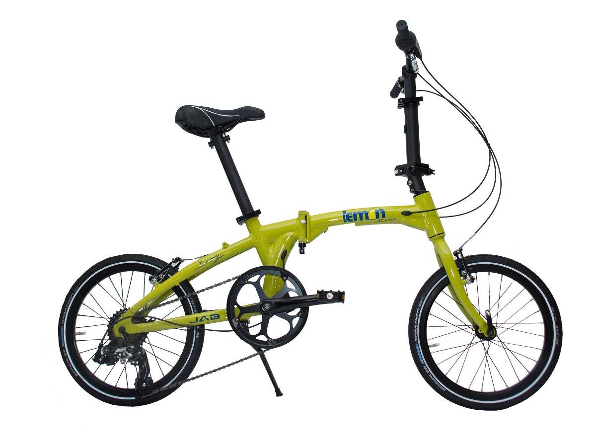 bicicleta desdobrável