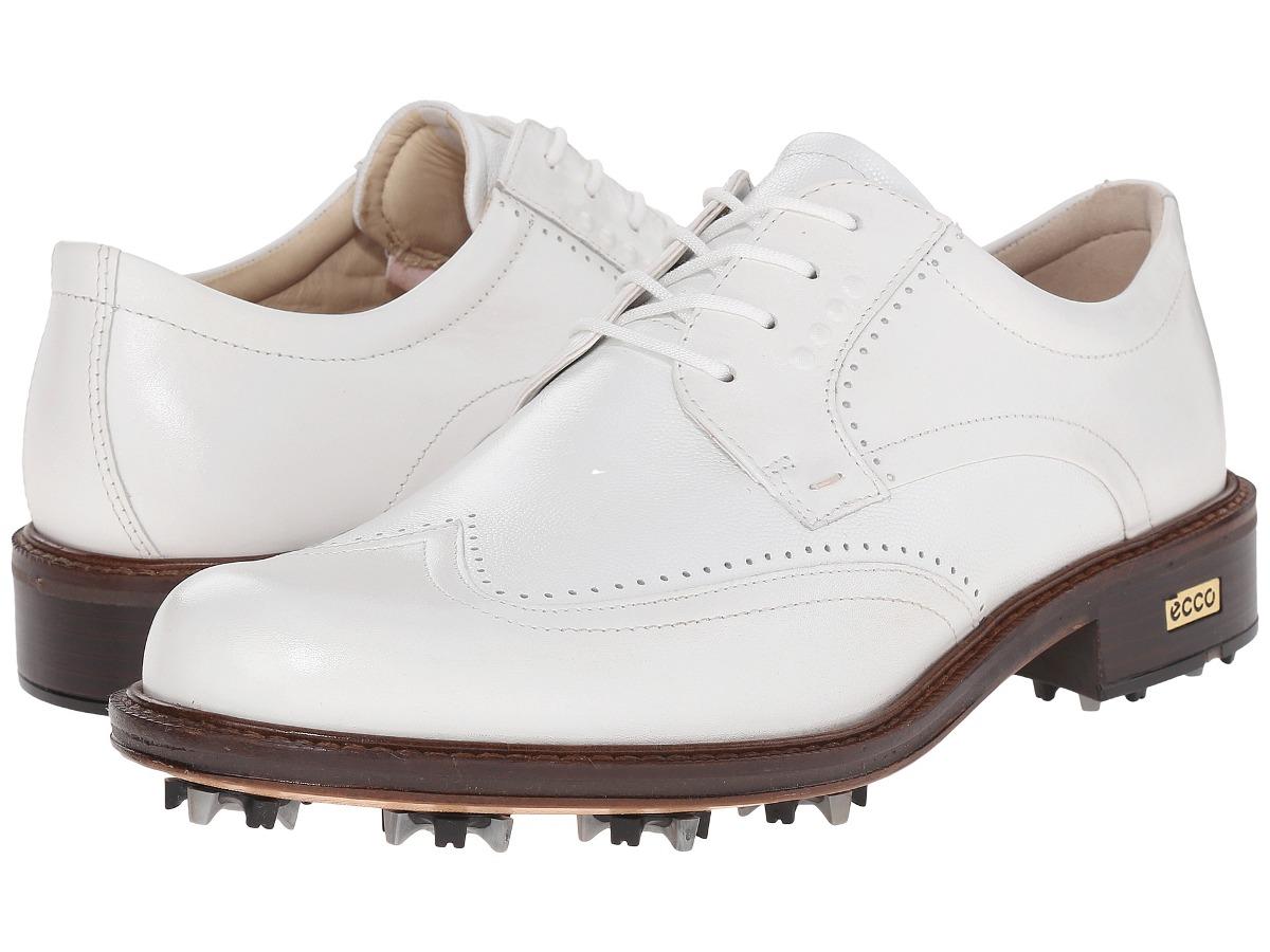 calçado de golfe