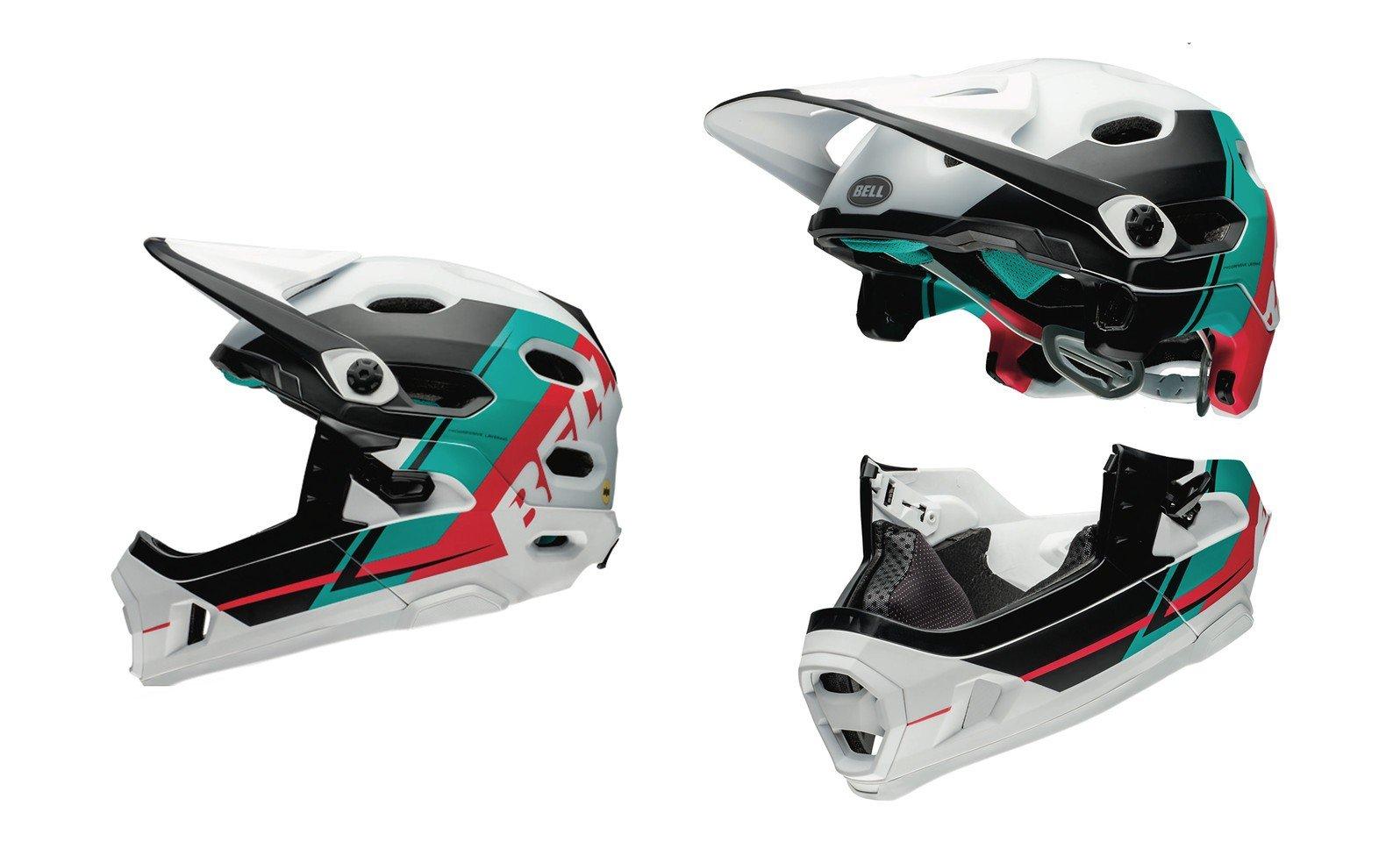 capacete conversível