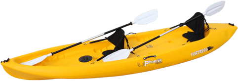 canoa e caiaque