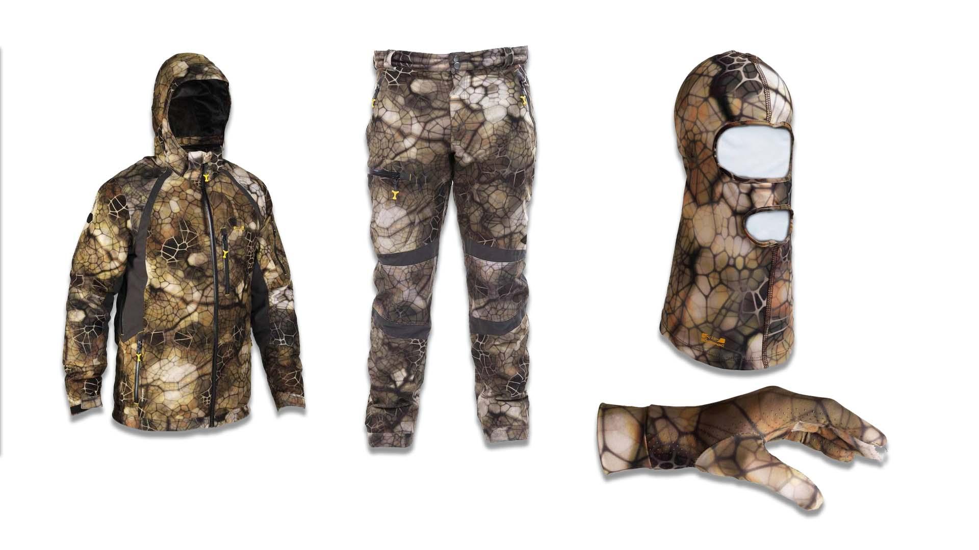 roupa de caça