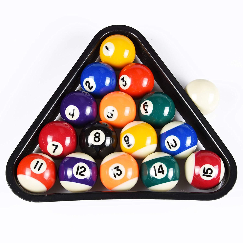 conjunto bolas bilhar