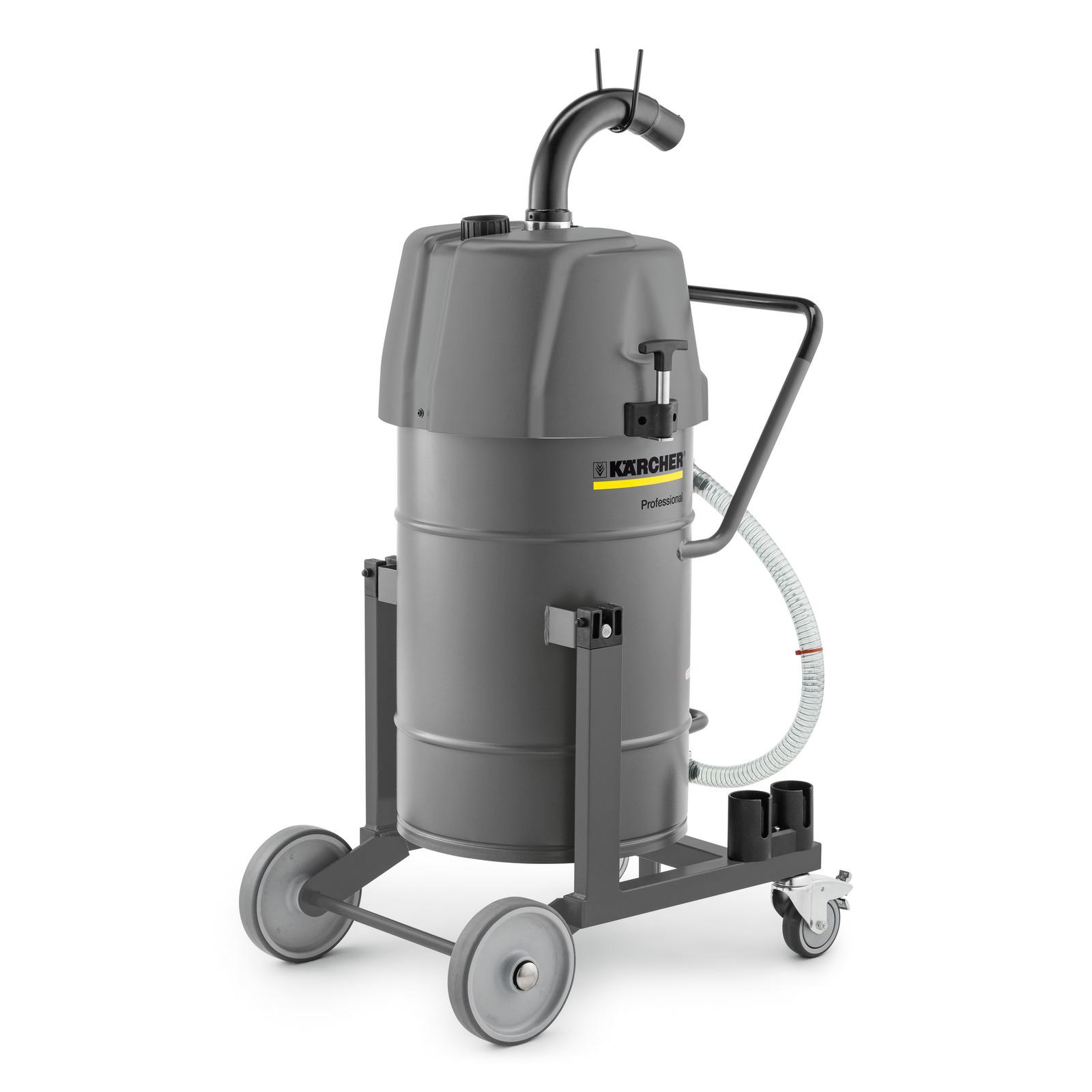 aspirador sólido líquido