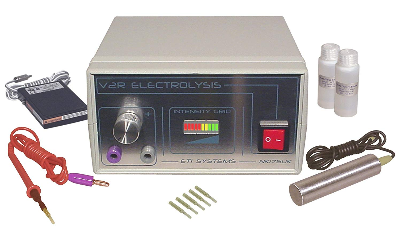 depiladora eletrólise