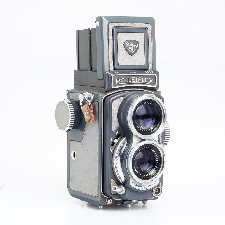 cámara vintage