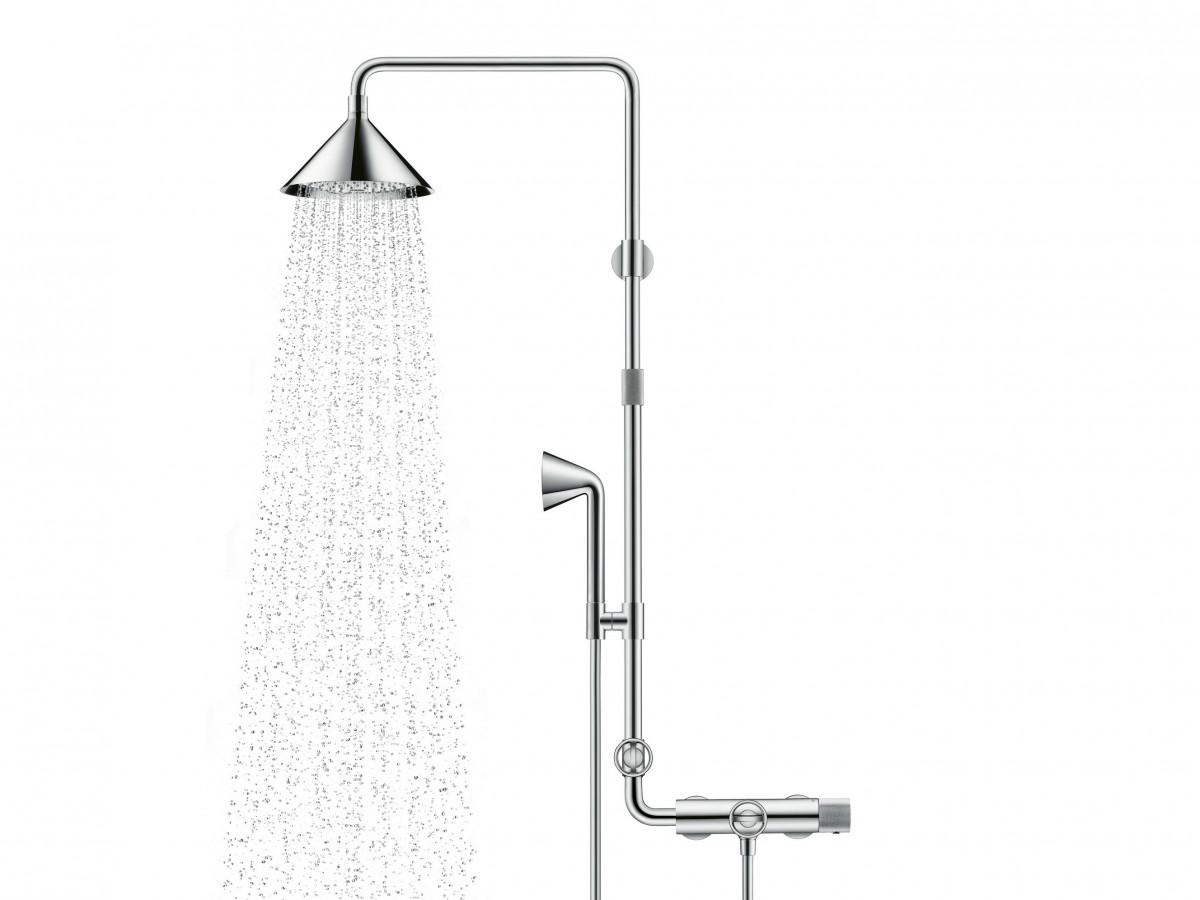 manete de duche