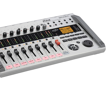 equipamentos de gravação