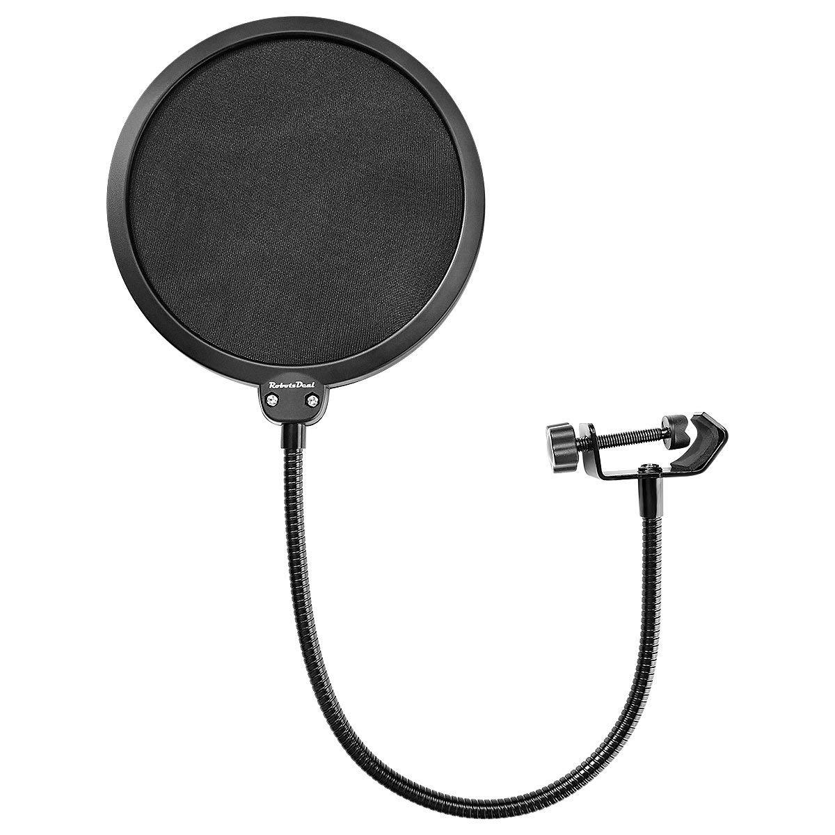 paravento microfone