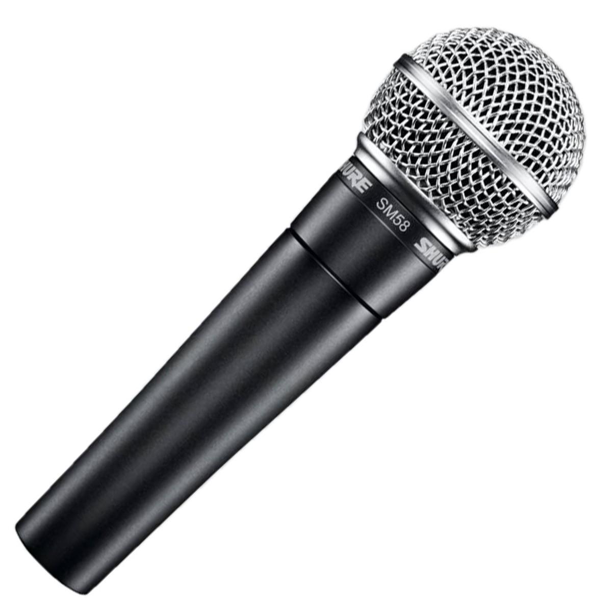 microfone vocalista
