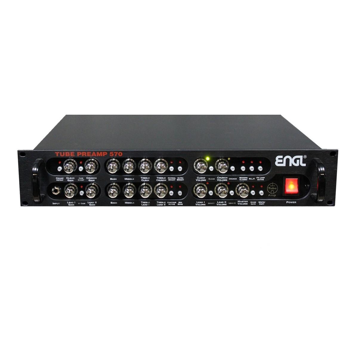 pré-amplificador