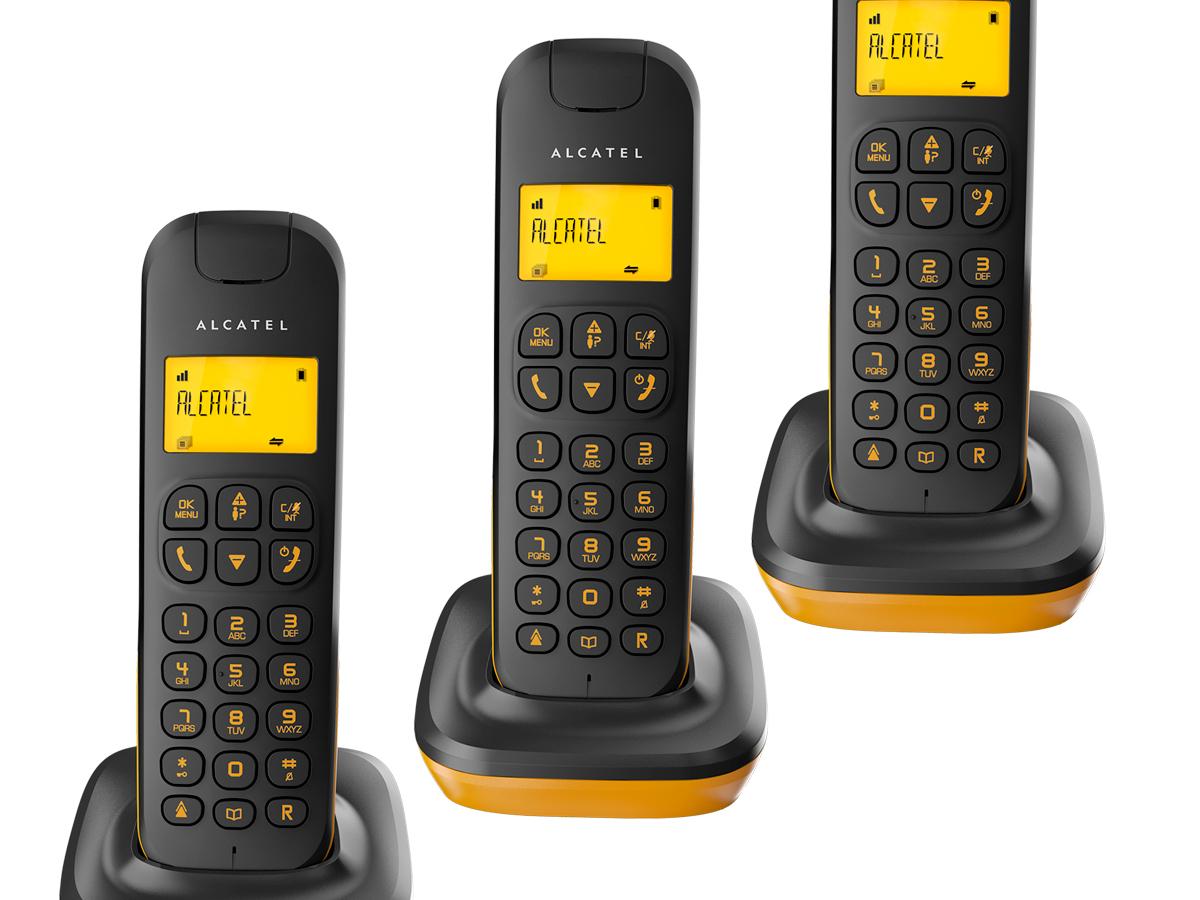 kit telefones extra