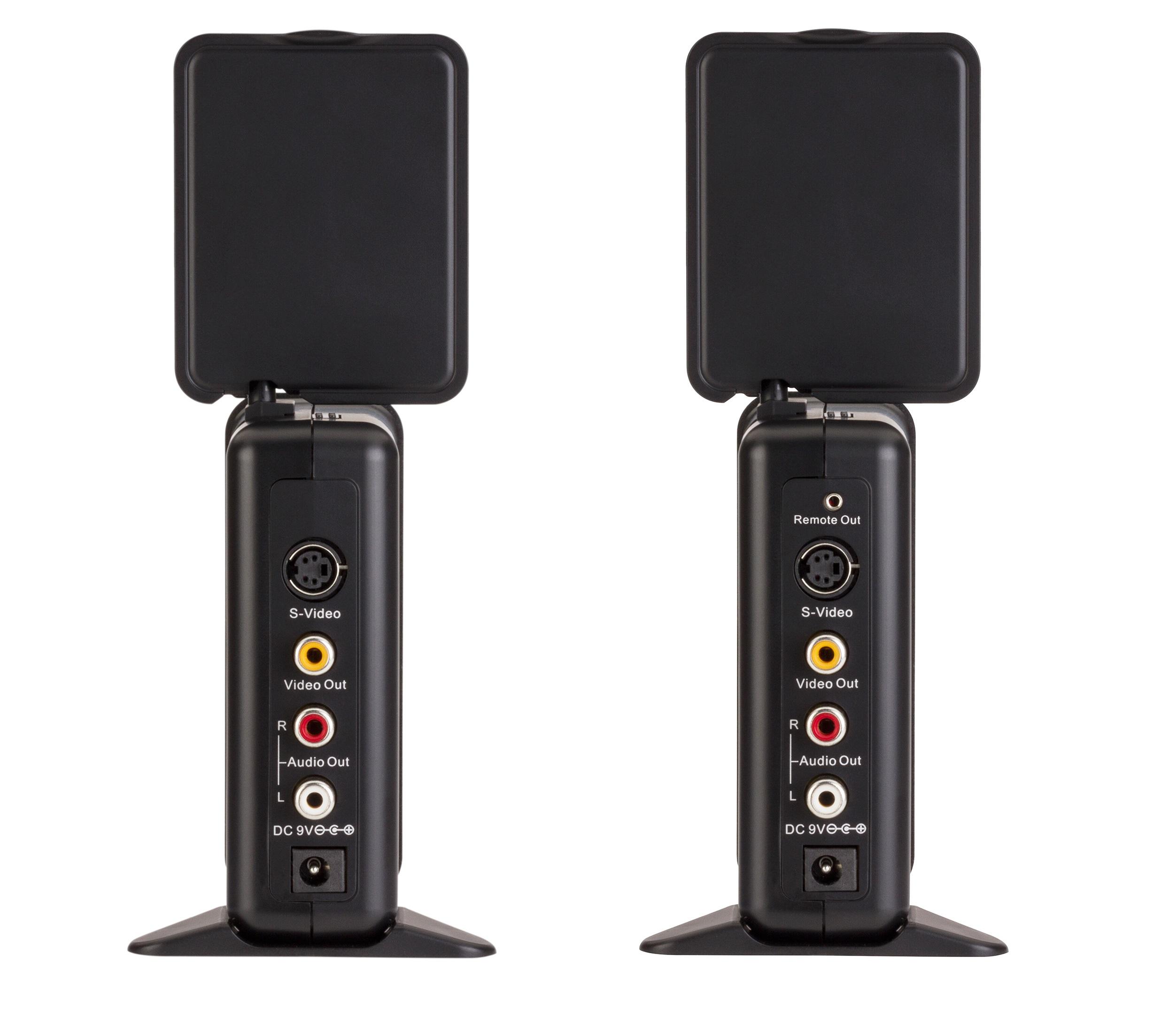 transmissor áudio vídeo
