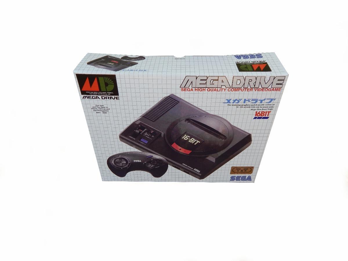 Consola Megadrive