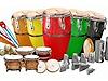 percussão latina