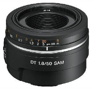 sony dt 50mm f/1.8 sam sal50f18