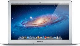 macbook air core i7 2.0 13 (2012) (a1466)