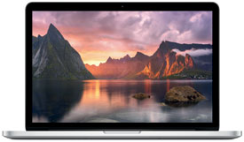 macbook pro core i5 2.4 13 (2013) (a1502)