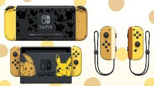 switch pokemon lets go pikachu eevee edition