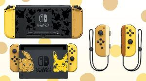 switch pokemon lets go pikachu eevee edition