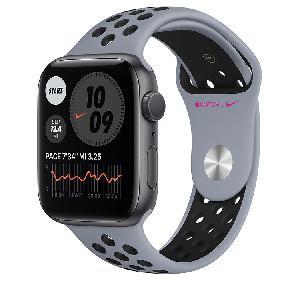 watch nike se 44mm gps a2352 aluminio