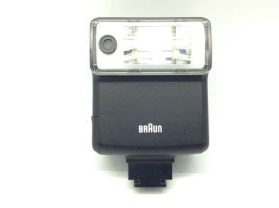 accesorio flash braun sin modelo
