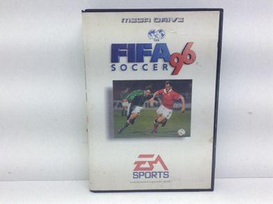 accesorio megadrive sega fifa soccer 96