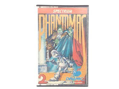 accesorio spectrum spectrum juego phantomas 2