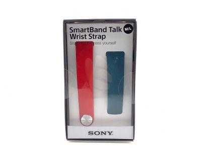 accesorios relojeria sony smartband talk wrist strap