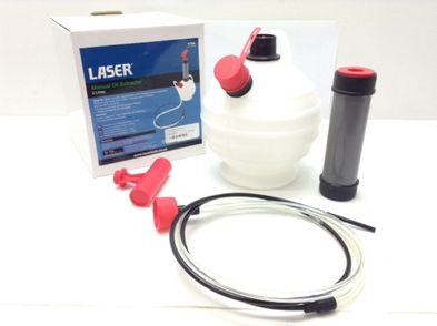 aceites laser tools 4786 extractor manual de aceites