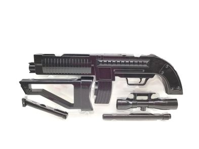 acessório wii outro snipper shotgun