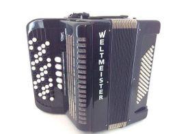 acordeon weltmeister romance 603 c button