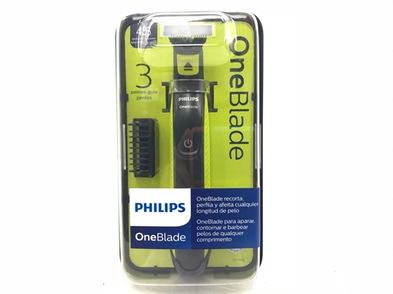 afeitadora electrica philips one blade