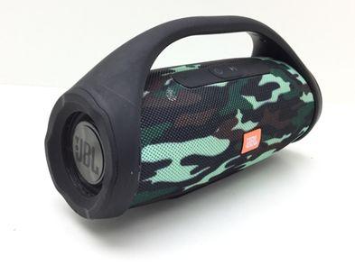 altavoz portatil bluetooth jbl boombox camuflaje