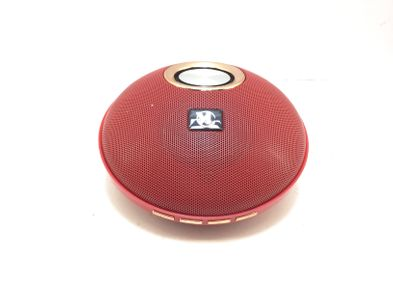 altavoz portatil bluetooth otros circulo rojo