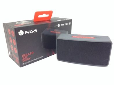altavoz portatil bluetooth otros roller joy gray