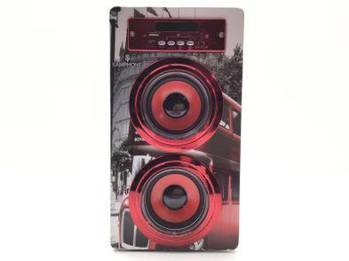altavoz portatil bluetooth samphone bt-j8b