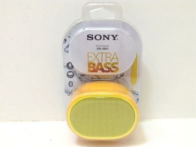 altavoz portatil bluetooth sony srs-xb01