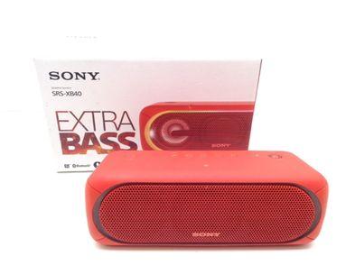 altavoz portatil bluetooth sony srs-xb40