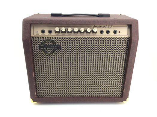 amplificador guitarra otros carlsbro 30