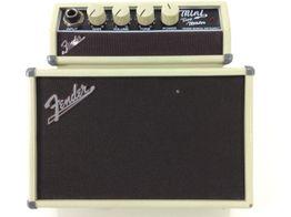 amplificador guitarra fender mini tone-master