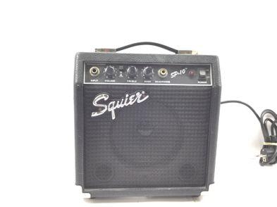 amplificador guitarra fender sp10