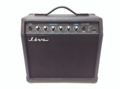 amplificador guitarra otros ga-818r