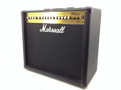 amplificador guitarra marshall mg 100dfx