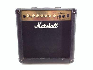 amplificador guitarra marshall mg15cdr
