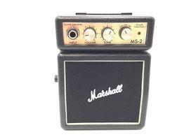amplificador guitarra marshall ms-2